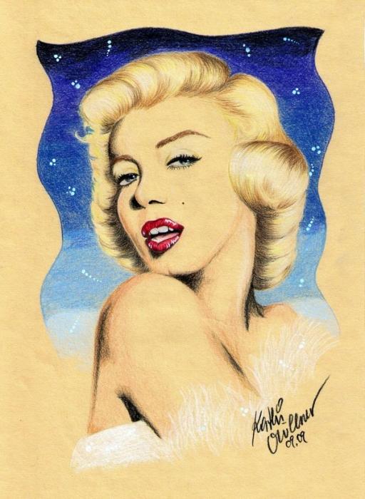 Marilyn Monroe by Revolver